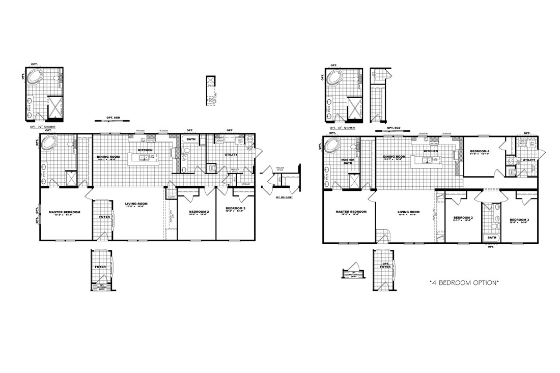 The THE PECOS 32 Floor Plan